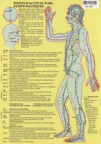 Jan Van Baarle - Points d'acupuncture symptomatiques.