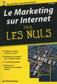 Deedr.fr Le Marketing sur Internet pour les nuls Image