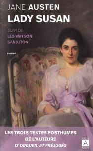 Livre audio mp3 télécharger Lady Susan  - Suivi de Les Watson et de Sanditon par Jane Austen PDF
