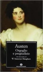 Jane Austen - Orgoglio e pregiudizio.