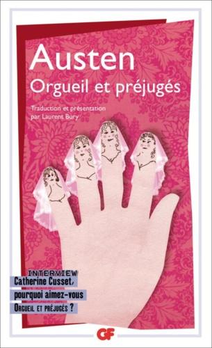 Orgueil et préjugés - Jane Austen - Format ePub - 9782081253216 - 2,99 €