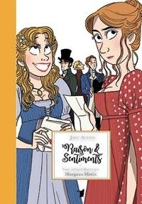 Jane Austen et Margaux Motin - Raison et sentiments.