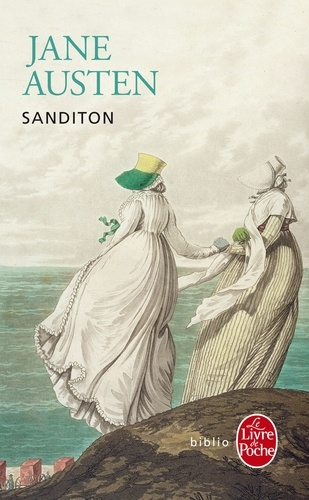 Jane Austen - Sanditon.