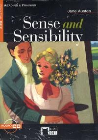 Jane Austen - Sense and Sensibility. 1 CD audio