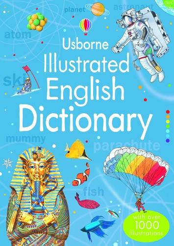 Jane Bingham - Illustrated english dictionary.