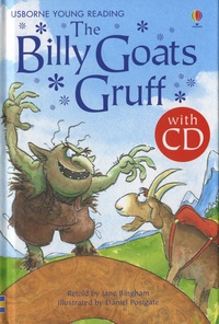 Jane Bingham - The Billy Goats Gruff. 1 CD audio