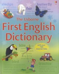 Jane Bingham - The Usborne First English Dictionary.