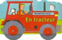 Jane Brett - En tracteur.
