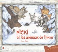 Jane Brett - Nicki et les animaux de l'hiver.