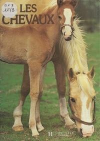 Jane Burton et Bruce Coleman - Les chevaux.