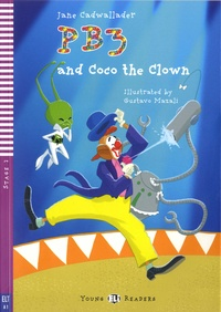 Jane Cadwallader et Gustavo Mazali - PB3 and Coco the Clown. 1 Cédérom