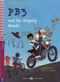 Jane Cadwallader - PB3 and the Helping Hands. 1 Cédérom