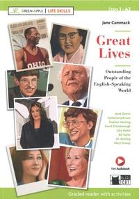Jane Cammack - Great Lives.