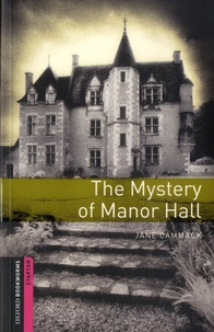 Jane Cammack - The Mystery of Manor Hall.
