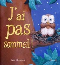 Jane Chapman - J'ai pas sommeil !.