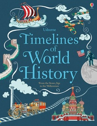 Jane Chisholm - Timelines of World History.