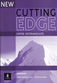 Jane Comyns Carr et Frances Eales - New Cutting Edge Upper-Intermediate Workbook.