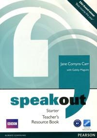 Galabria.be Speakout Starter Teacher's Resource Book Image