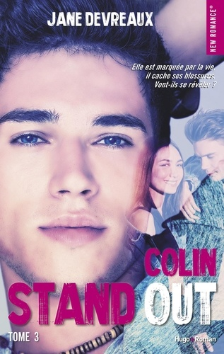 NEW ROMANCE  Stand out - tome 3 Colin -Extrait offert-