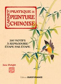 Feriasdhiver.fr Carnet pratique de peinture chinoise - 200 motifs à reproduire étape par étape Image