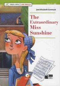Jane Elizabeth Cammack - The Extraordinary Miss Sunshine. 1 CD audio