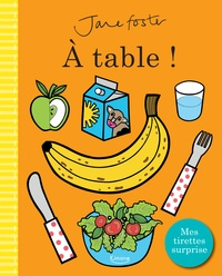 Jane Foster - A table !.