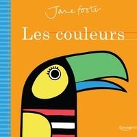 Jane Foster - Les couleurs.