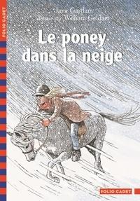 Deedr.fr Le poney dans la neige Image