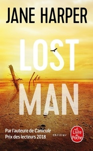 Jane Harper - Lost man.