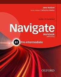 Openwetlab.it Navigate Pre-intermediate B1 - Workbook without key Image
