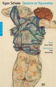 Egon Schiele- Dessins et aquarelles - Jane Kallir |