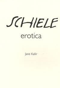 Jane Kallir et Claude Draeger - Egon Schiele - Erotica (Coffret de 20 chefs-d'oeuvre imprimés à la main sur presse lithographique).