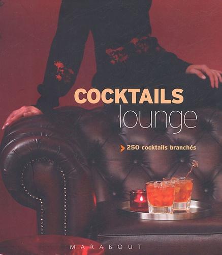 Jane Lawson - Cocktails lounge - 250 Cocktails branchés.