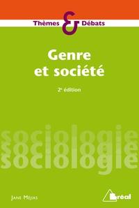 Jane Mejias - Genre et société.
