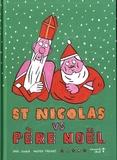 Jane Oshka et Noémie Favart - Saint Nicolas vs Père Noël.