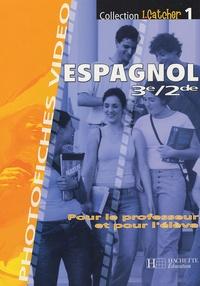 Jane Péraud - I.Catcher Espagnol 3e/2e - Photofiches vidéo.