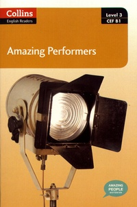 Jane Rollason - Amazing Performers. 1 CD audio MP3
