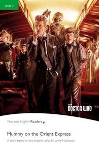 Galabria.be Doctor Who : Mummy on the Orient Express - Level 3 Image