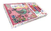 Jane Ryder-Gray - Mes plus belles créations - Avec 4 techniques de coloriage, 8 jolies cartes à décorer.