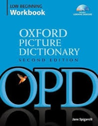 Rhonealpesinfo.fr Oxford Picture Dictionary - Low Beginning Workbook Image