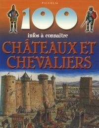 Jane Walker - Châteaux et chevaliers.