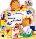 Janet-Allison Brown et Frank Endersby - Quels artistes !.
