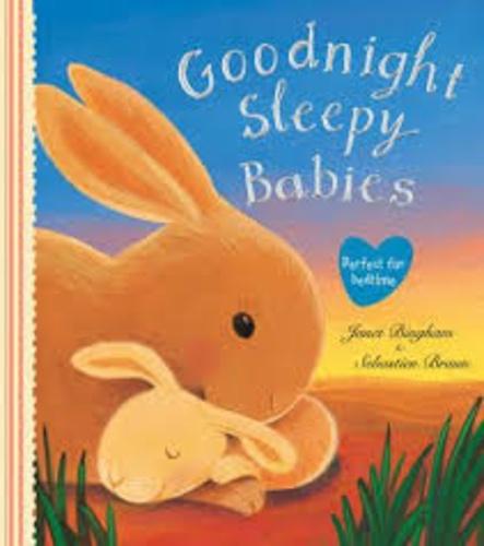 Janet Bingham et Sébastien Braun - Goodnight Sleepy Babies.