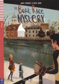 Janet Borsbey et Ruth Swan - The Boat Race Mystery. 1 CD audio