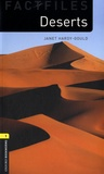 Janet Hardy-Gould - Deserts - Stage 1. 1 CD audio