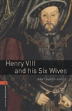 Janet Hardy-Gould - Henry VIII and his Six Wives.