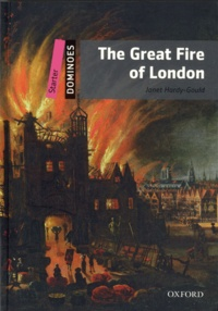 Janet Hardy-Gould - The Great Fire of London.