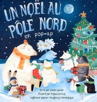 Janet Lawler et Pippa Curnick - Un Noël au Pôle Nord - En pop-up.
