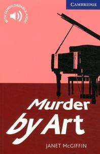 Janet McGiffin - Murder by Art - Level 5.