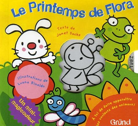 Janet Sacks - Le Printemps de Flora.